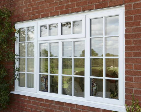 Casement uPVC windows Kent 1