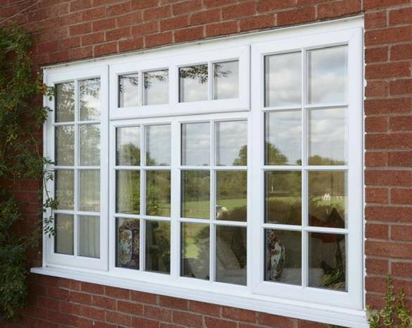 Casement uPVC windows Kent 1