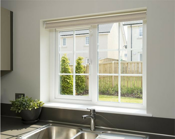 Casement uPVC windows Kent