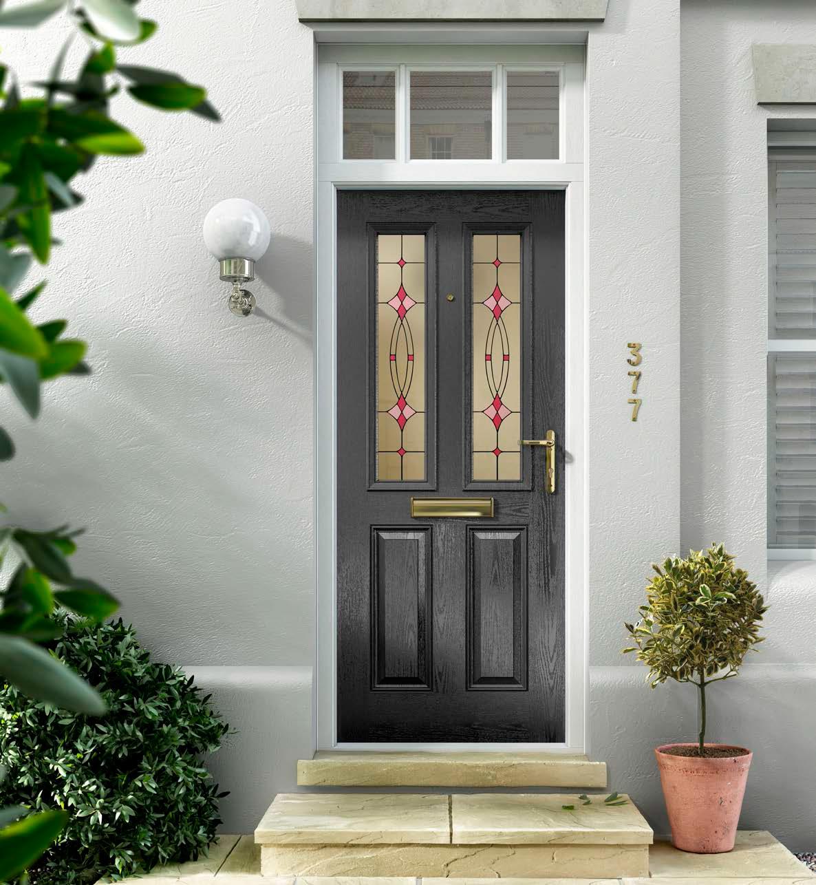 Composite Doors Kent 7